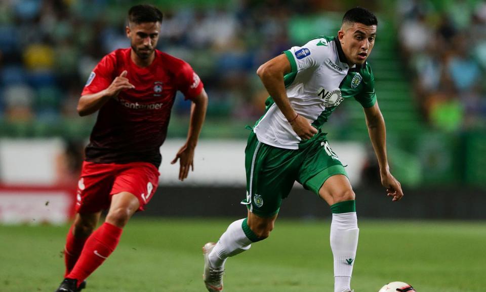 Sporting: Battaglia regressa aos convocados