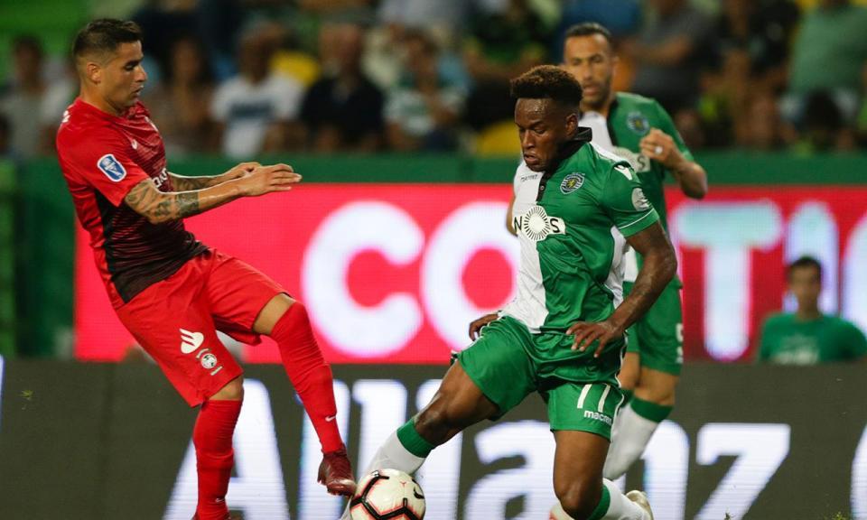 Sporting  conheça os nomes da lista B para a Liga Europa ... 2cad468c67322