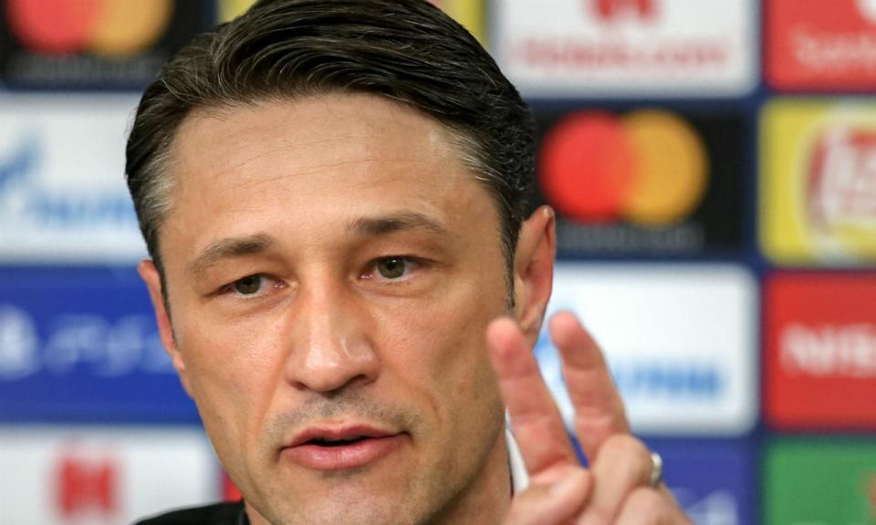 Kovac: «Há pequenas coisas que temos de melhorar»