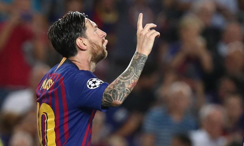 «Disseram-me que Messi esteve muito perto de assinar pelo Espanhol»