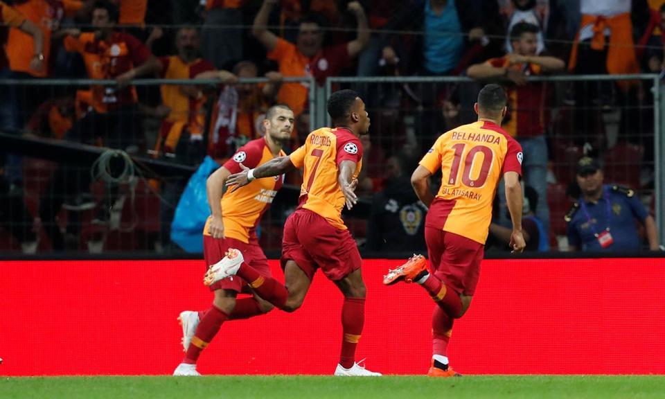 Galatasaray  vertigem para disfarçar anarquia (análise ... 3d467d4da792e