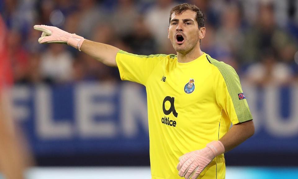 Iker Casillas krótko wyjaśnia