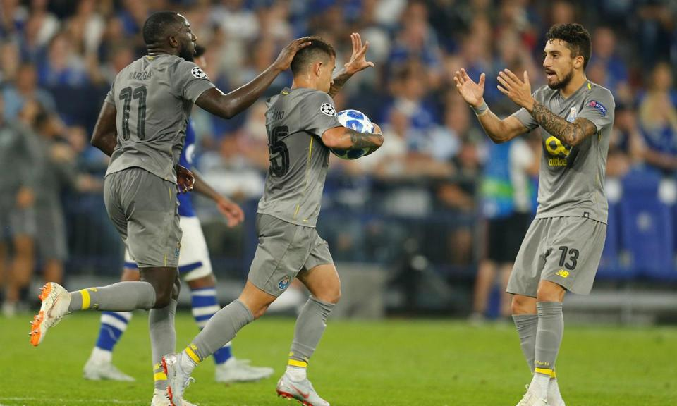 FC Porto na Champions  «Adrián ou André Pereira seria surpreendente ... d5676887566c8