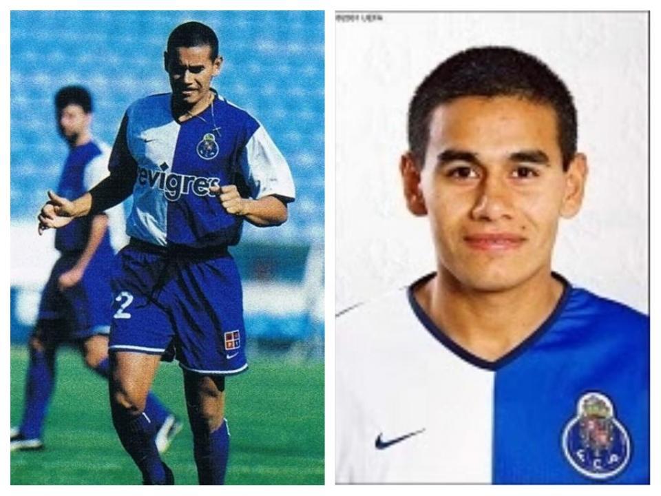 Victor Quintana: «Era tosco mas posso dizer que joguei no FC Porto»