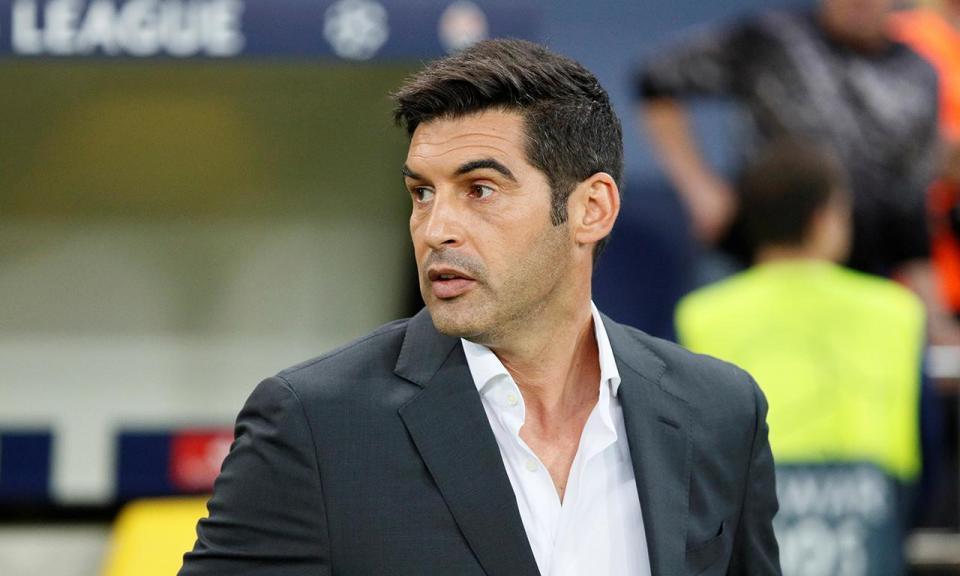 Paulo Fonseca explica estratégia que preparou para parar o Man. City