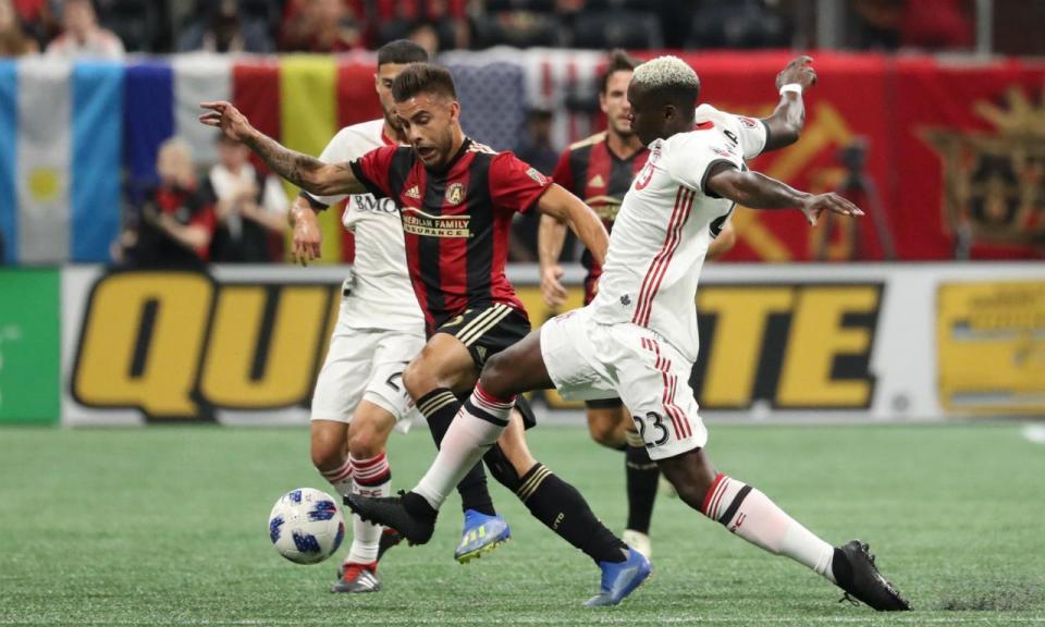 VÍDEO: golaço de Hector Villalba na MLS