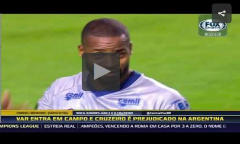 Conselho de Disciplina da CONMEBOL retira castigo a Dedé
