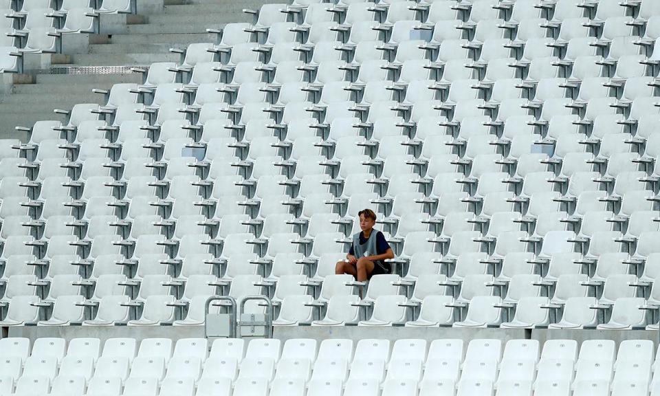 Claque do Marselha impedida de ir aos próximos dois jogos em casa