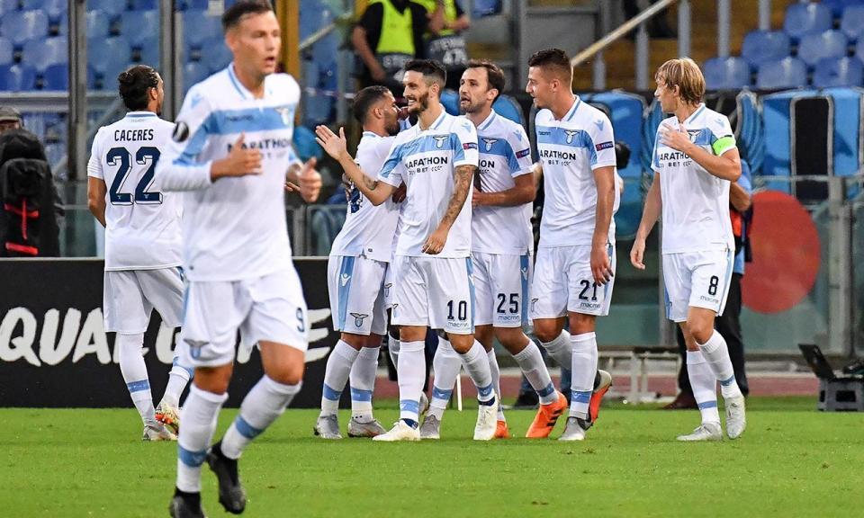 Itália: Lazio vence pela 4.ª vez seguida e pressiona concorrência