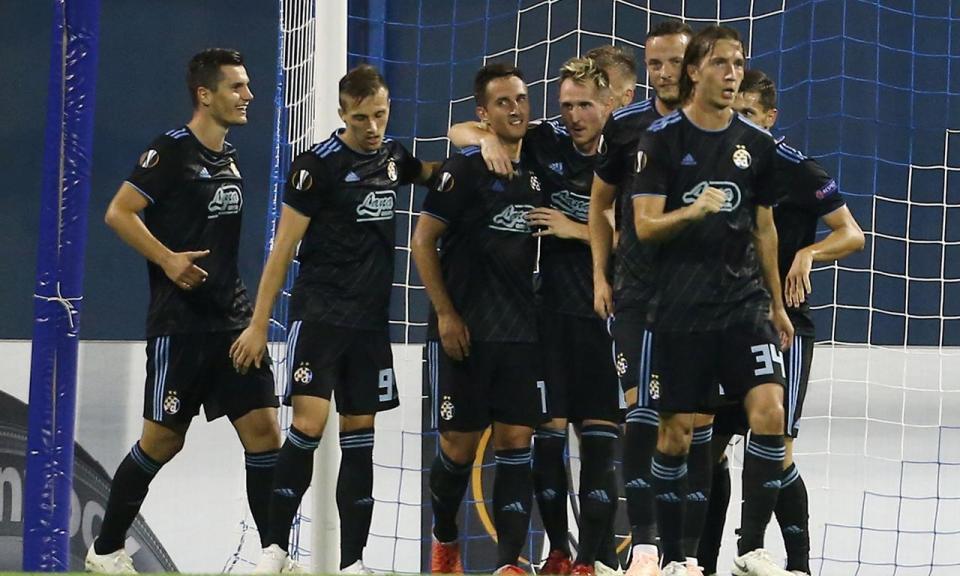 LE: Dínamo Zagreb atropela Fenerbahçe, Trnava vence na estreia