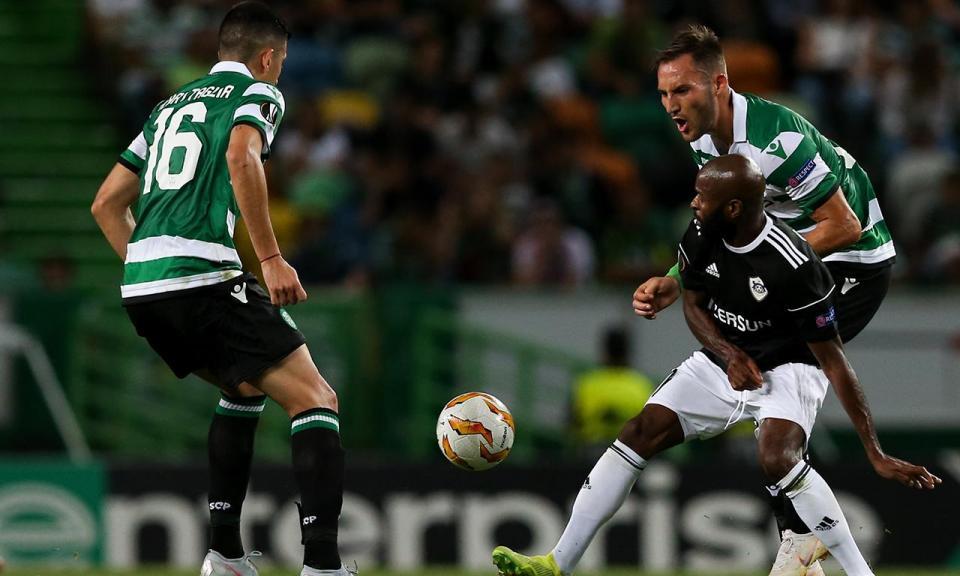 Sp. Braga-Sporting (onzes): Peseiro com uma novidade