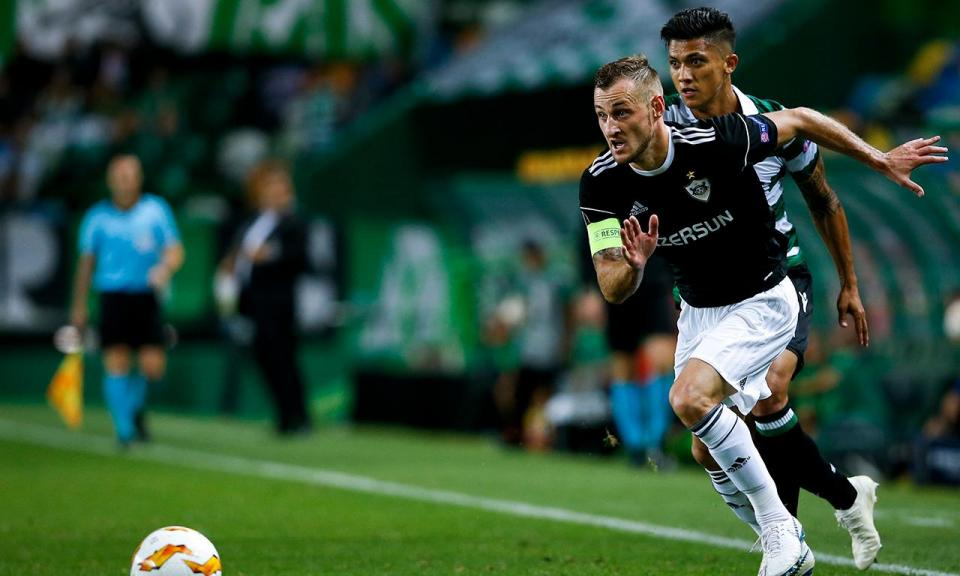 Atenção Sporting: Qarabag volta às vitórias com golo de Slavchev