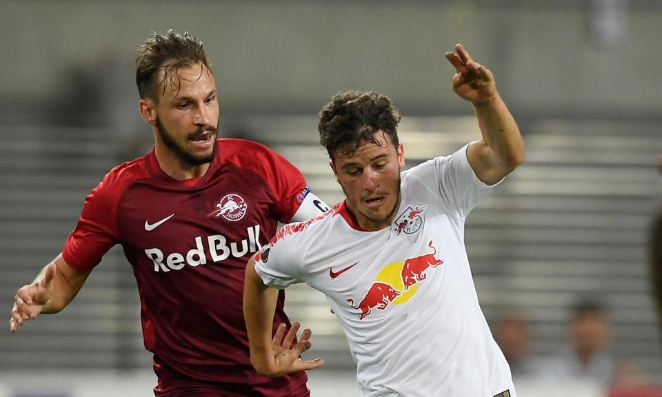 LE: o dono que diga se gostou da vitória do Salzburgo em Leipzig