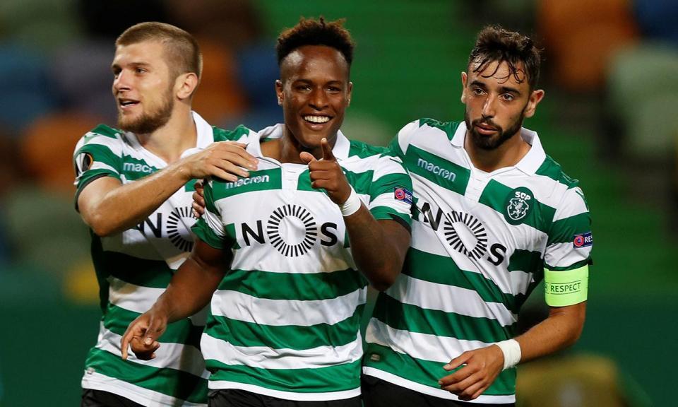 Portimonense-Sporting: Jackson titular e Jovane senta Nani