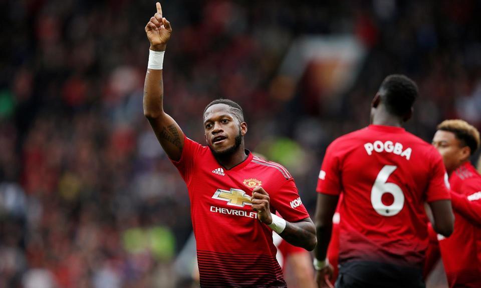 Fred revela proposta Man City, mas «Mourinho foi crucial»