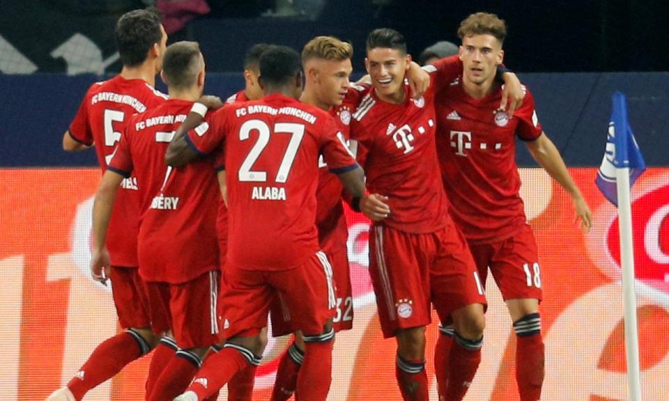Schalke continua sem pontuar, Renato titular no empate do Bayern