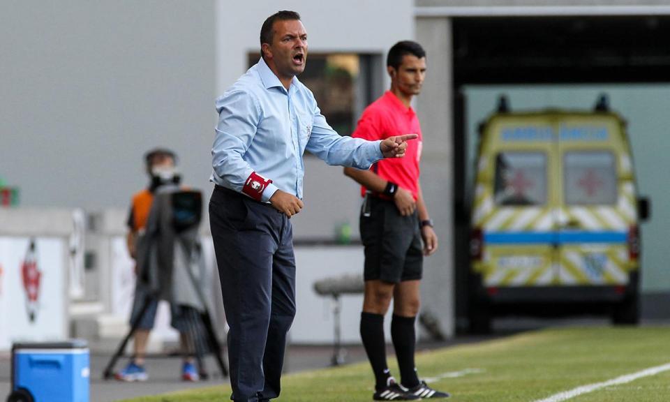 Cláudio Braga: «Sporting? Querer ganhar é também para nós»
