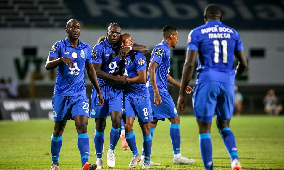 FC Porto: Fabiano e Aboubakar são as únicas baixas para o Sp. Braga