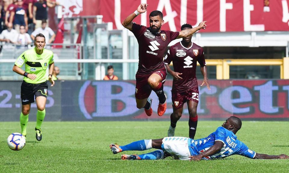 Itália: Torino teve de suar para derrotar Frosinone