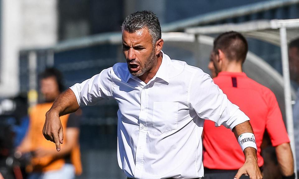 Ivo Vieira: «Temos de mudar a nossa ideia de jogo no último terço»