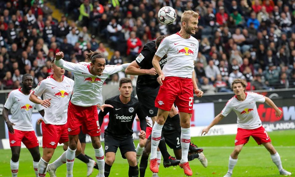 Alemanha: ex-Sporting marca e empata ante Leipzig de Bruma