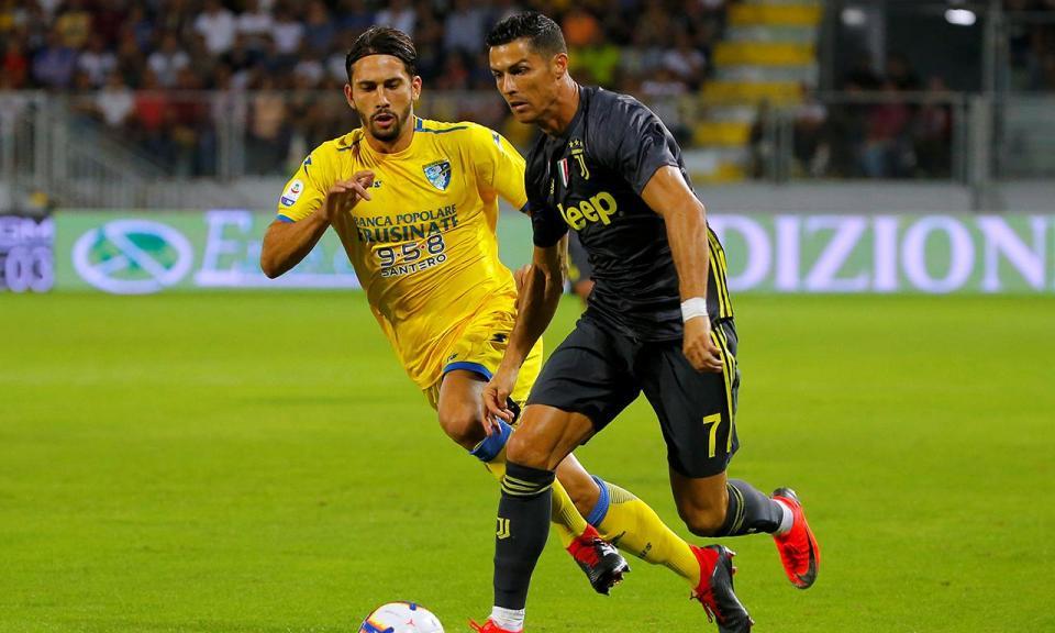 Allegri justifica ausência de Ronaldo na gala do The Best