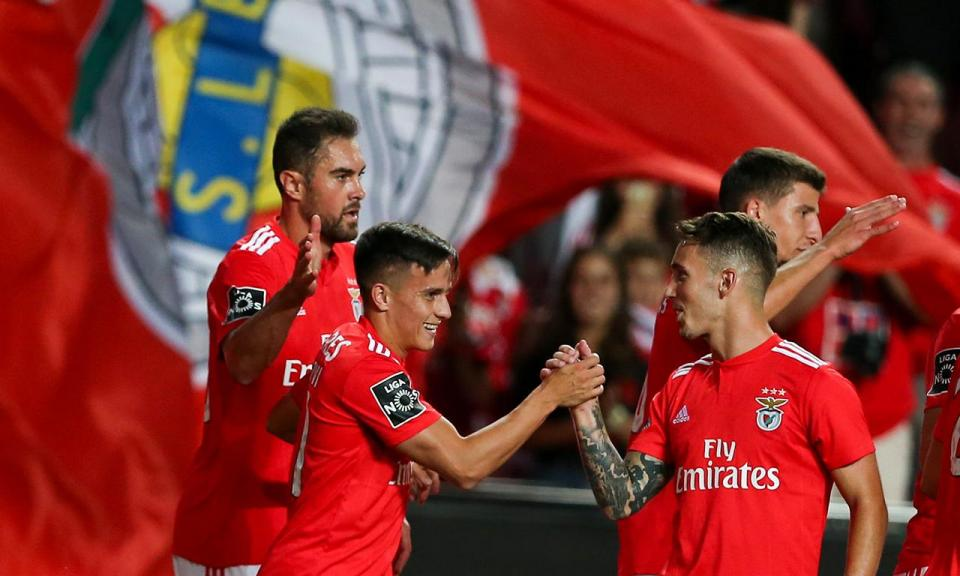 VÍDEO: o resumo da vitória do Benfica sobre o Desp. Aves