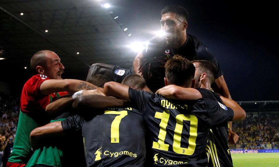 Dybala: «Com Cristiano Ronaldo há muito entusiasmo»