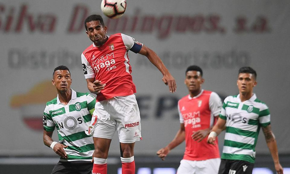 Sp. Braga-Sporting, 1-0 (resultado final)