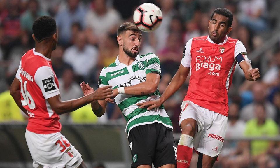 VÍDEO: resumo da vitória do Sp. Braga sobre o Sporting