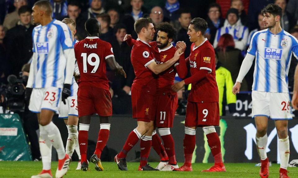 Milner brinca com prémio Puskas de Salah: «O teu 7.º melhor golo»