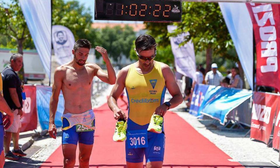 Triatlo: atleta olímpico Bruno Pais anuncia final da carreira
