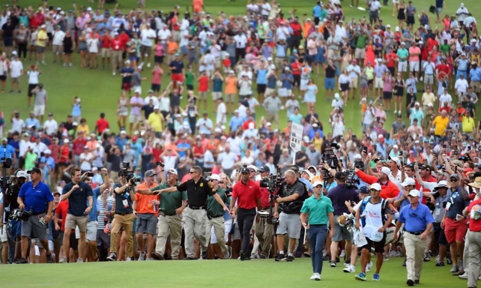 Tiger Woods: da desgraça ao regresso, a grande história