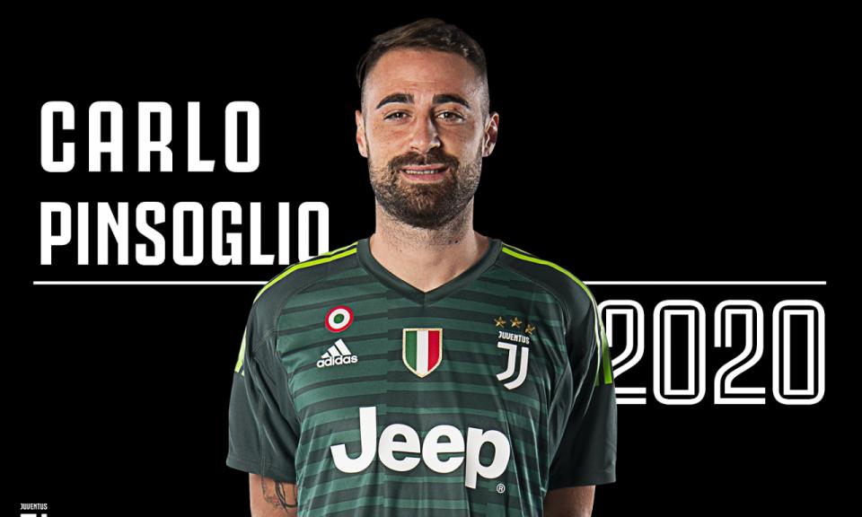 Itália: Juventus renova com guarda-redes