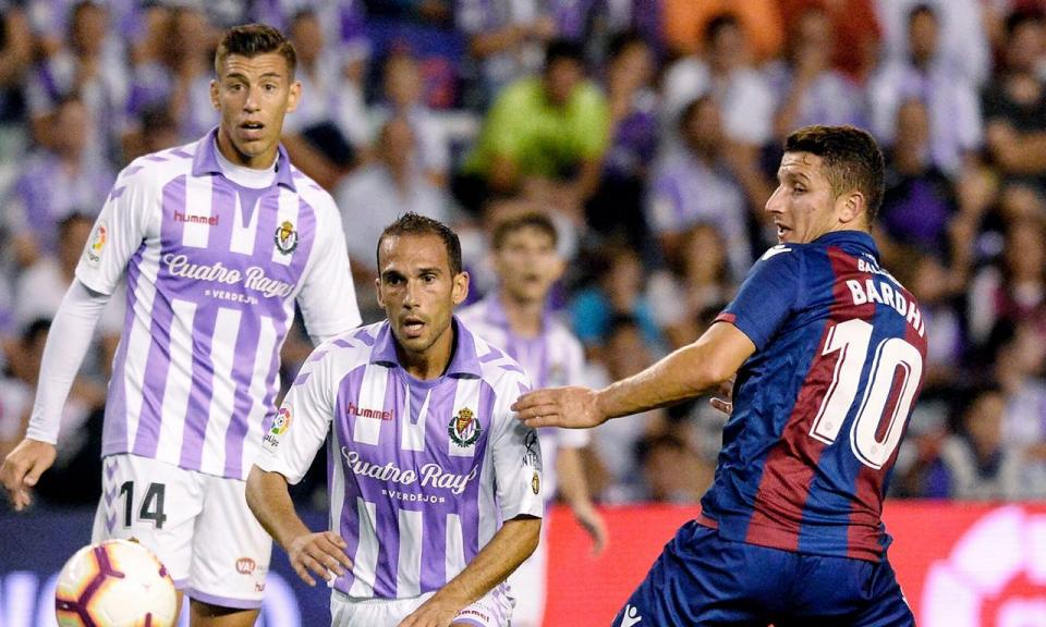1508f5803b Espanha  Valladolid vence em Villarreal dez anos depois ...