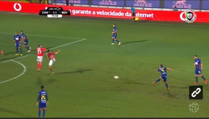 VÍDEO: remate do meio da rua e Ghazaryan empata jogo com o Benfica