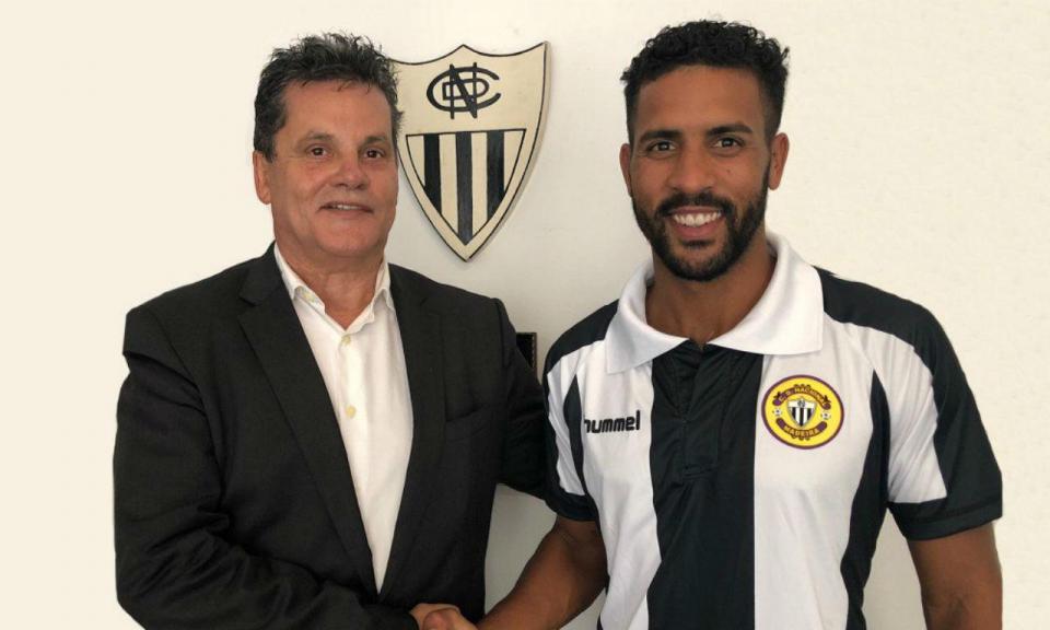 Oficial: Fernando Tissone reforça Nacional