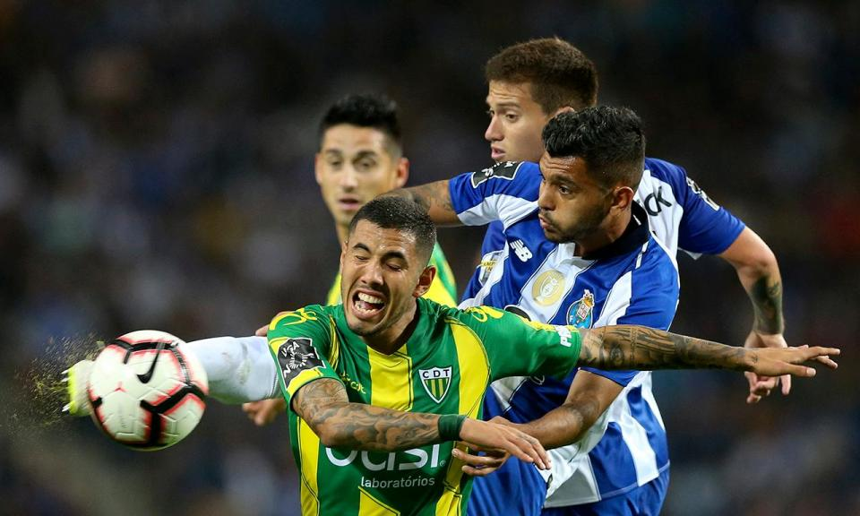 FC Porto-Tondela, 1-0 (crónica)