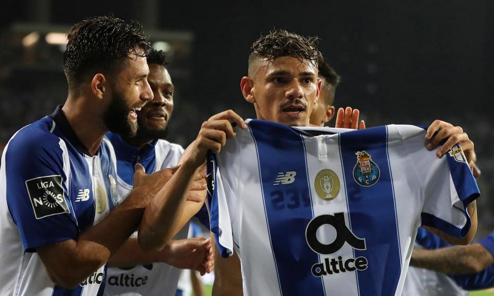 VÍDEO: o golo de Soares que valeu o triunfo do FC Porto