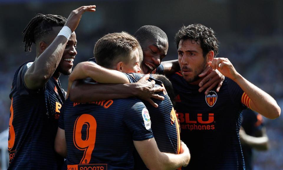 Espanha: golo de Gameiro e Vezo titular na vitória do Valência