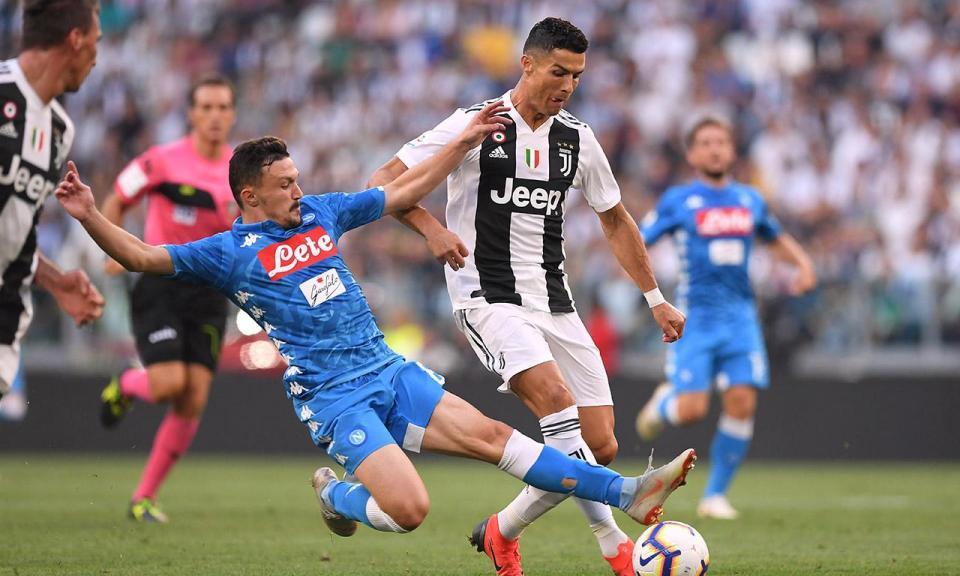 Allegri: «Ronaldo está bem, está preparado para jogar»