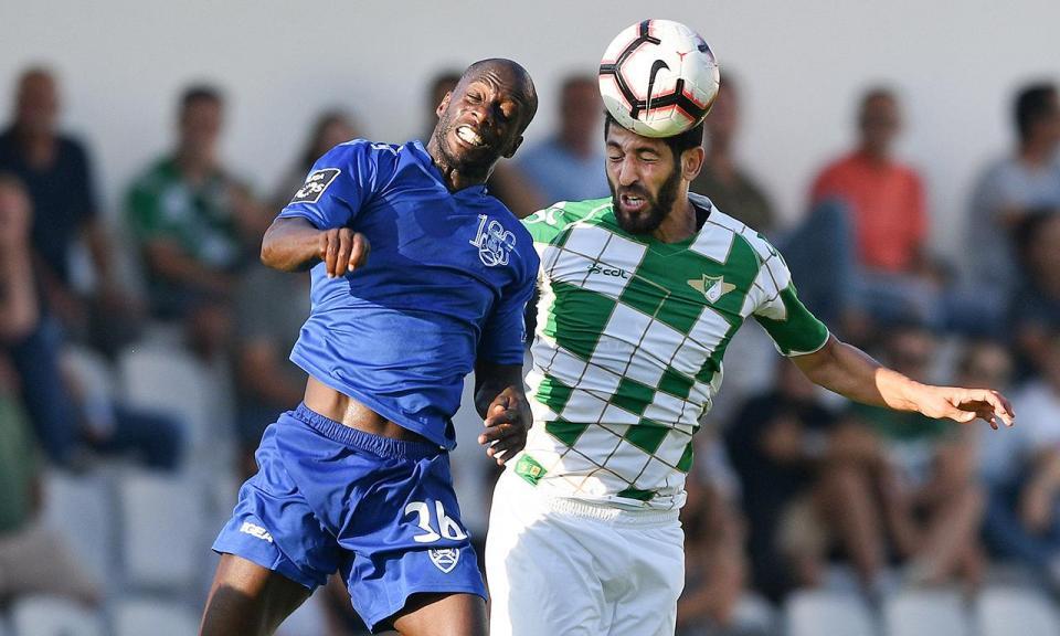 Moreirense-Feirense, 1-0 (resultado final)