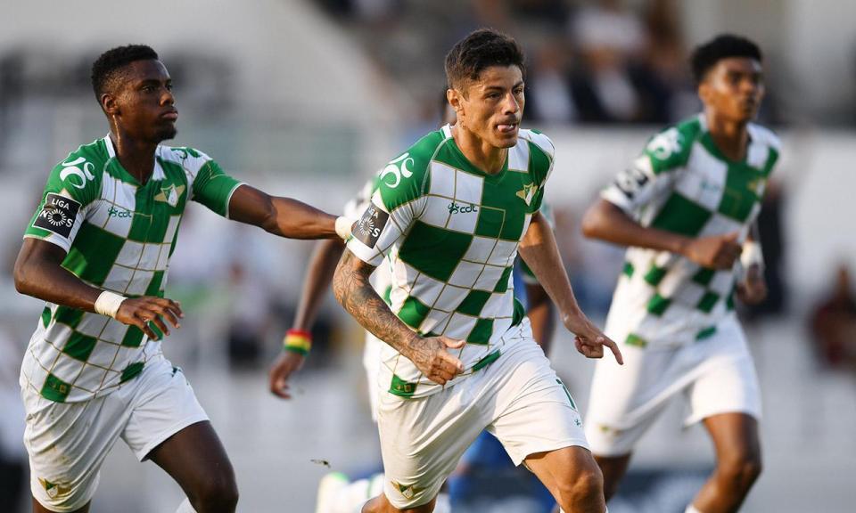 Moreirense-Marítimo, 1-0 (crónica)