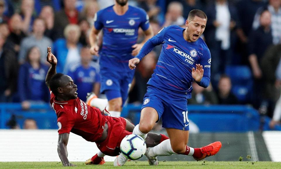 Golaço de Sturridge evita derrota do Liverpool em Stamford Bridge
