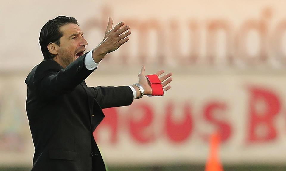 Jorge Simão: «Vamos virar esta fase, não há dúvidas»