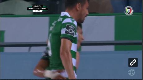 VÍDEO: Montero amplia a vantagem do Sporting