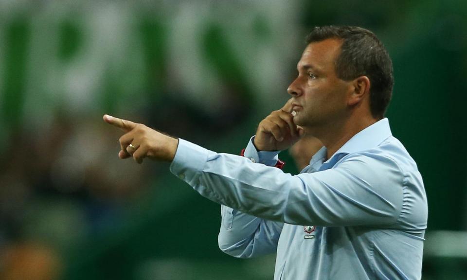 Cláudio Braga: «Estou satisfeito com a minha equipa»
