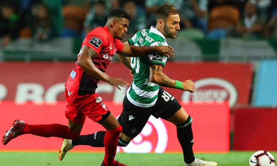 Jean Cléber: «Contra equipas como o Sporting não podemos falhar»
