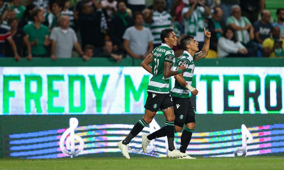 Sporting-Marítimo, 2-0 (destaques)