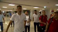 Benfica partiu para a Grécia com 22 jogadores